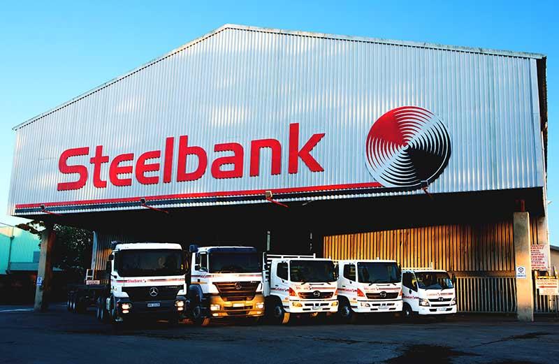 Stainless steel supplier truck photo