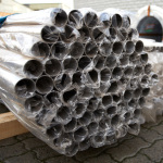 Stainless steel supplier round tubing
